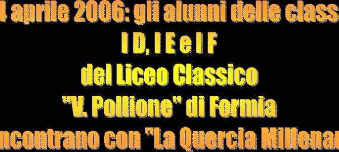 """la storia di Giona – lic. classico """"V. Pollione"""" Formia"""