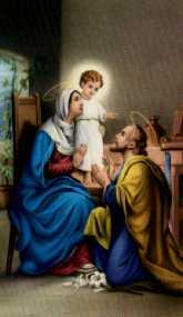 19 Marzo: festa di S. Giuseppe….festa del papà