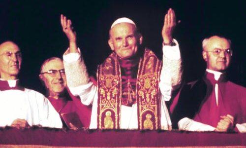 Lettera a Giovanni Paolo II